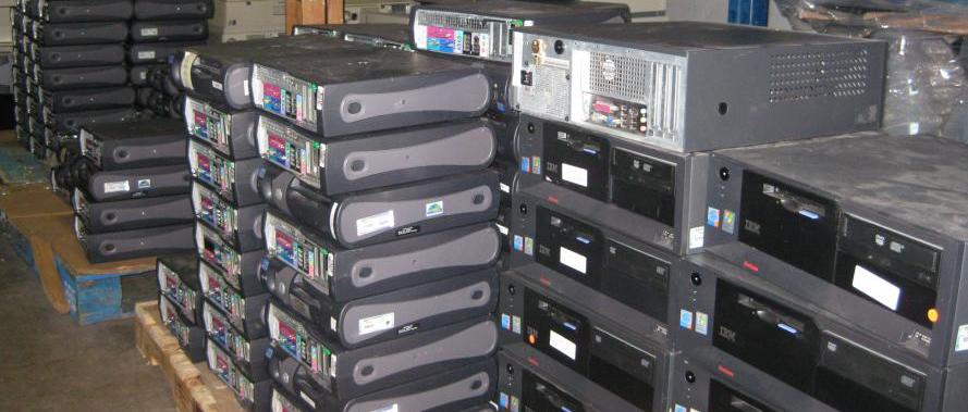 Stacked Electronic Equiment