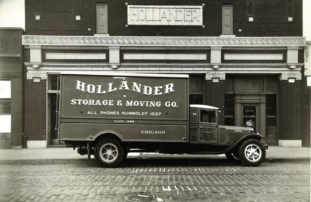 Chicago Hollander Mover